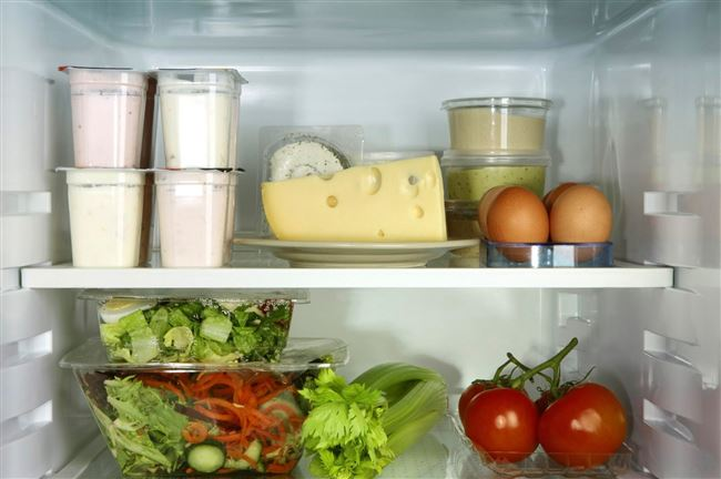 Хранение в холодильнике и морозилке