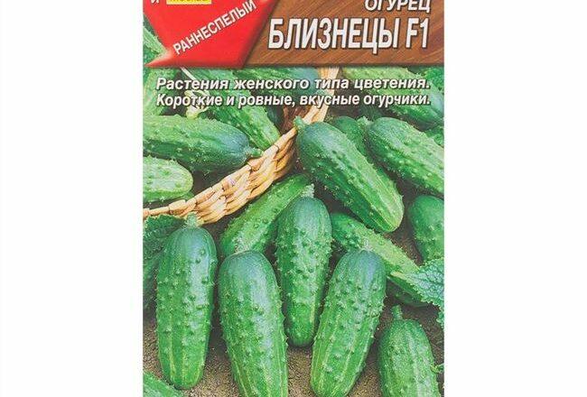 Семена Огурец Сибирская серия «Капитошка» F1, 1 г